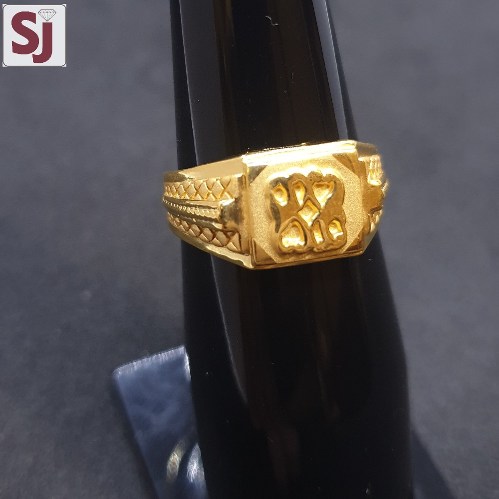 Gents Ring Plain GRG-0037