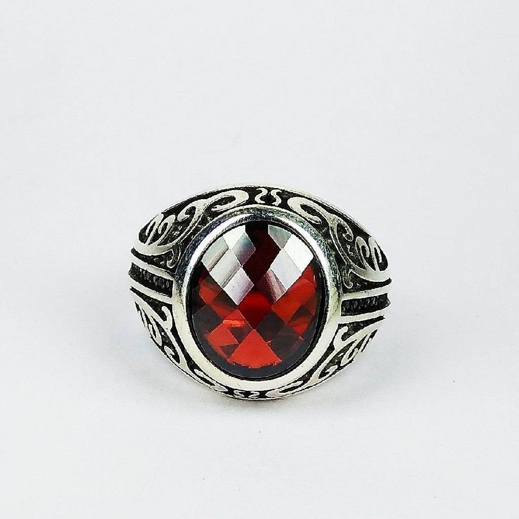 92.5 sterling silver turkish ring ml-136