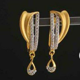 22k Gold Buti Nakur Design