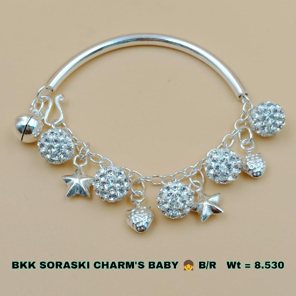 92.5 bkk soraski baby charm SL BK010