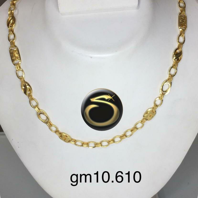 916 Gold Indo italian Chain SC-WC4375