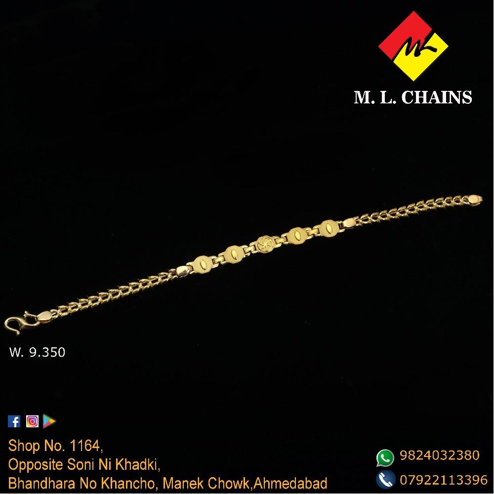 916 Gold Gents Lucky ML-B03