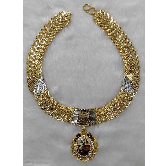 22KT Antique Gold Thakkar Gents Chain