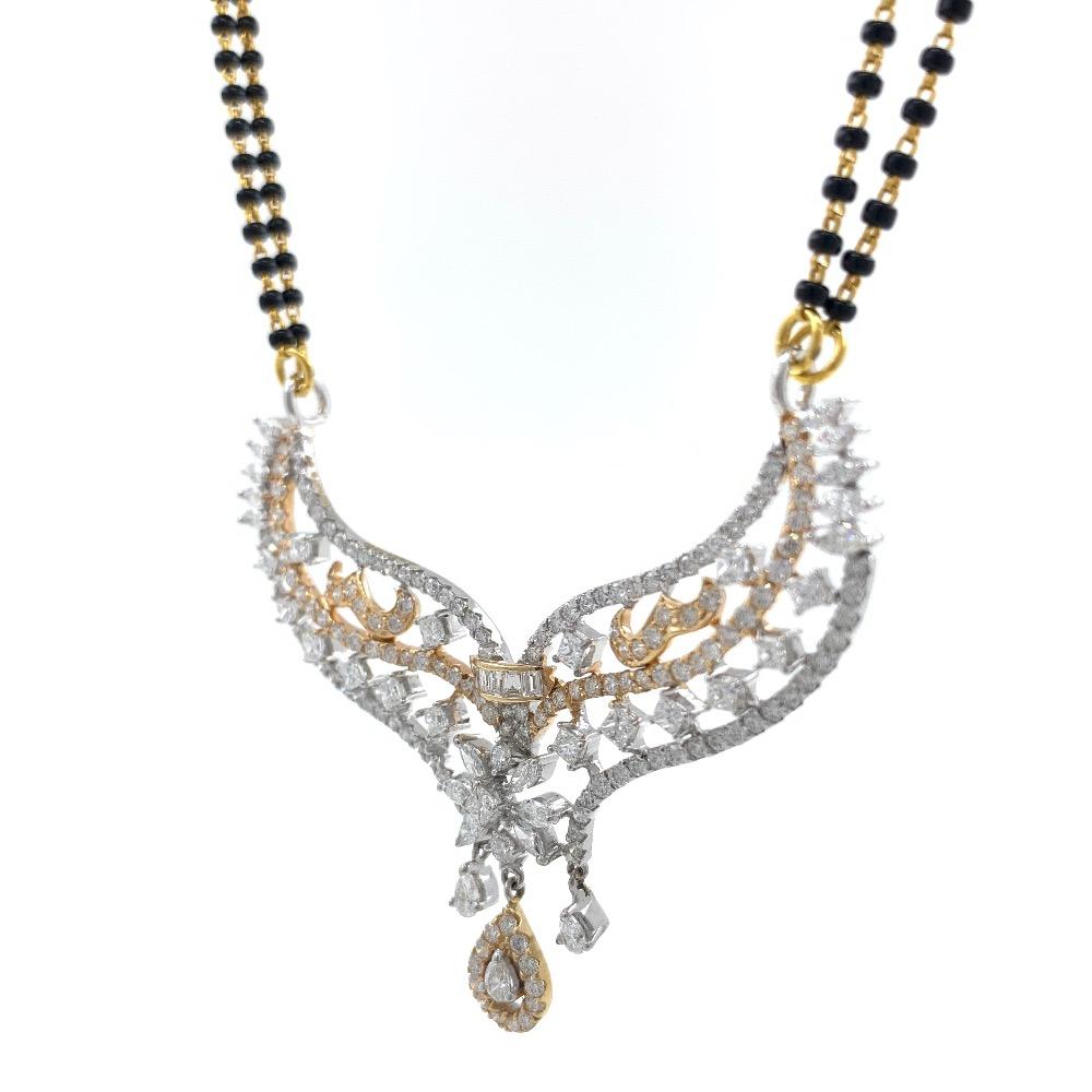 fantaisie Diamond Tanmaniya in 18K Rose Gold 6DHP31