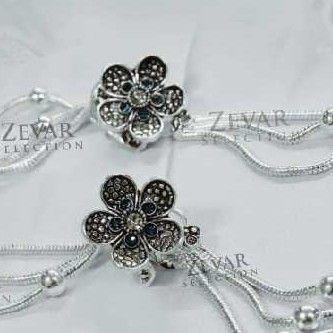 Silver Fancy Jul Payal