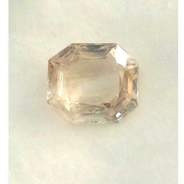 7.93ct rectangle  yellow-sapphire-pukhraj