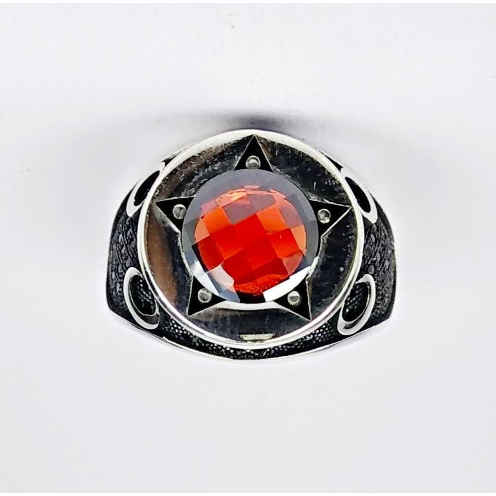 925 Sterling Silver Designer Ring For Men