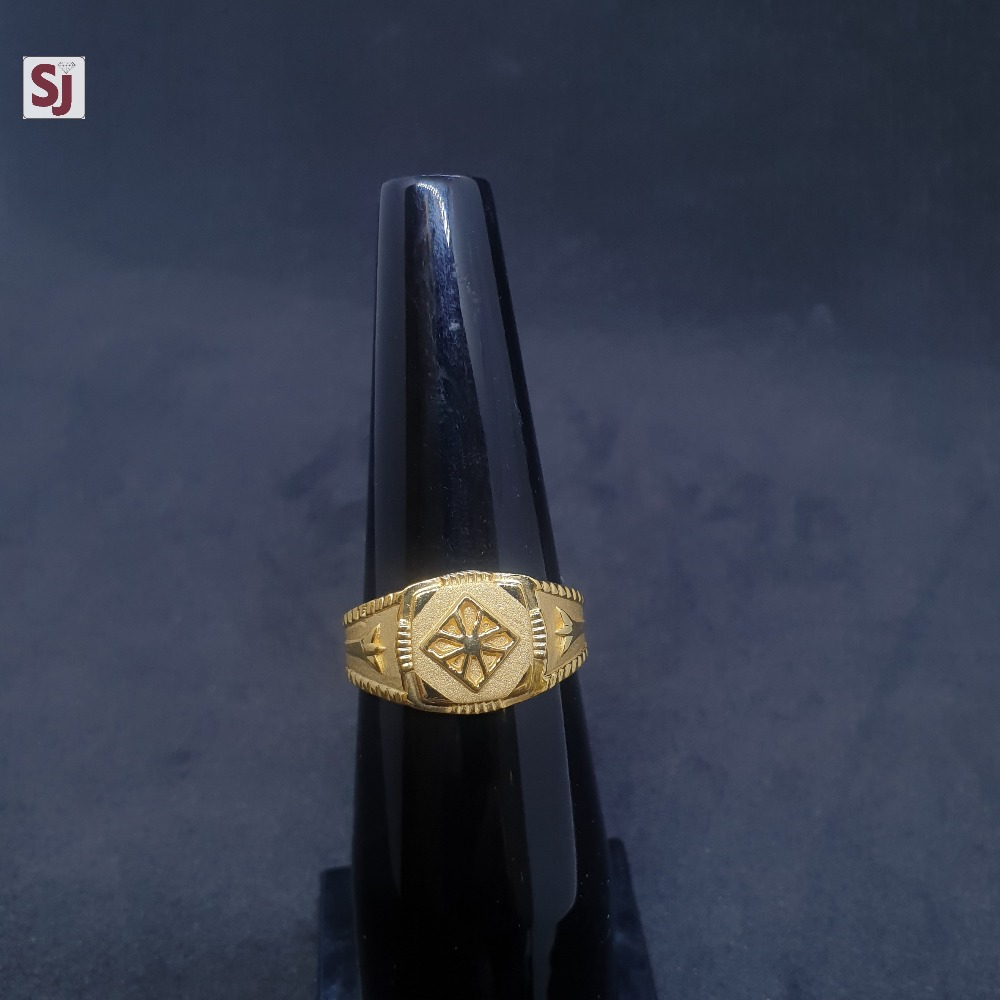 Gents Ring Plain GRG-0723