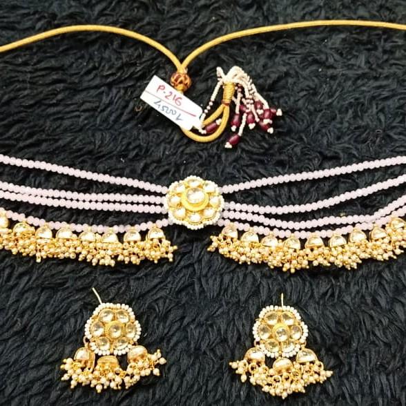 Designer mini necklace set#dcns013