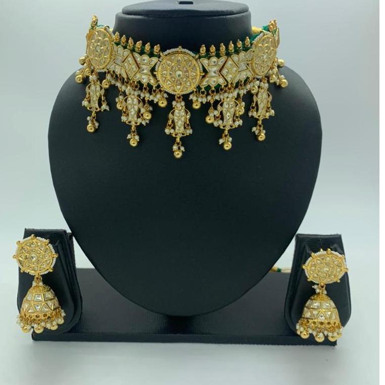 jatdar Artificial necklace set