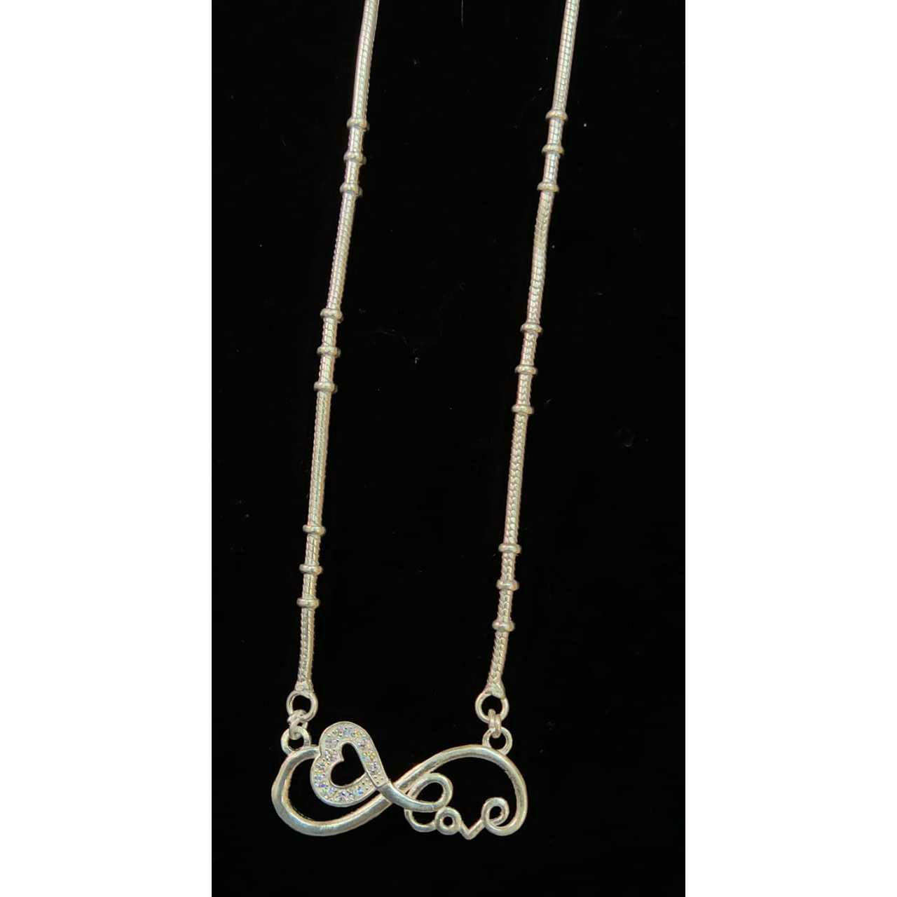 Gol Chain With Micro Pendant Ms-3167