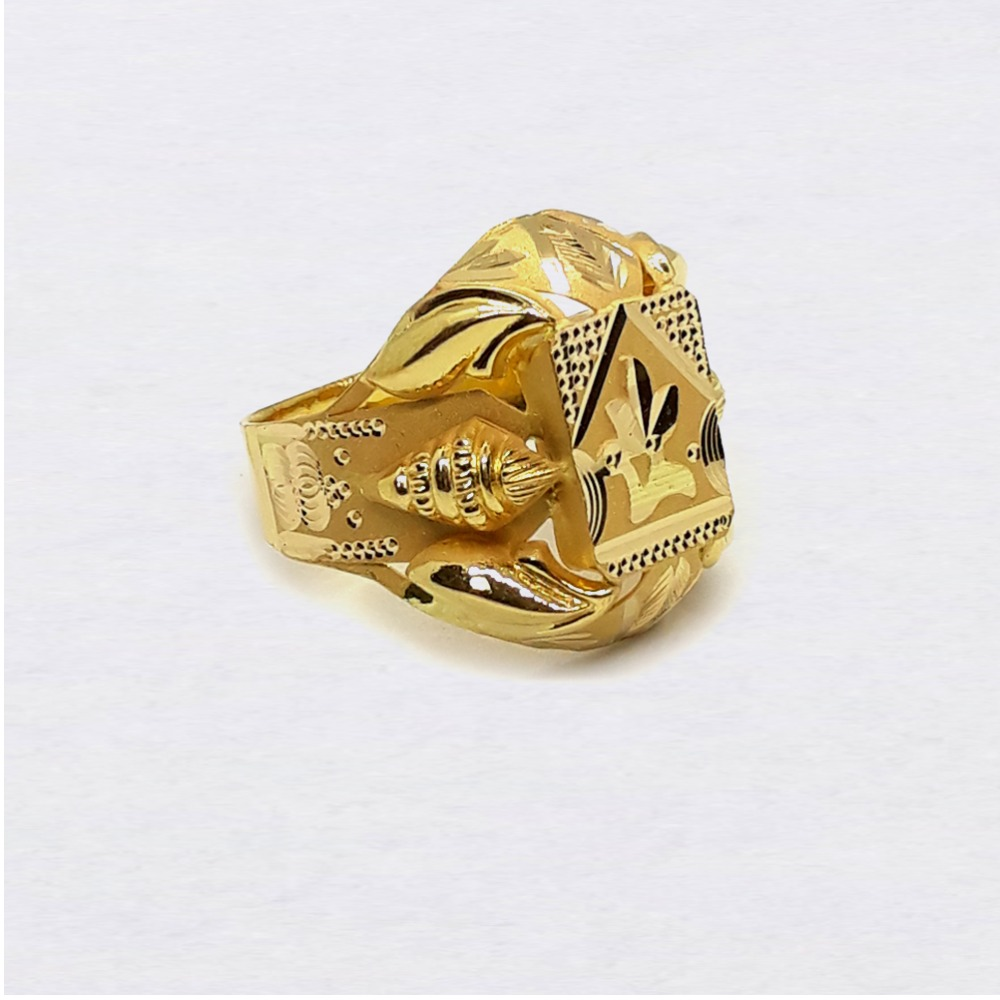 22k Nazarana Gold Ring