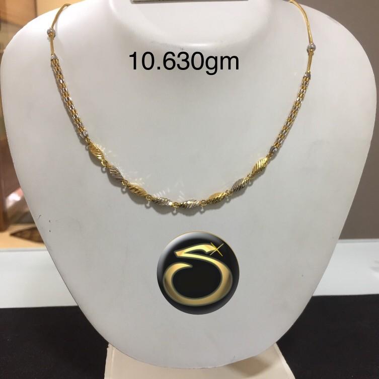 916 Gold Fancy dokiya SC-AI8264