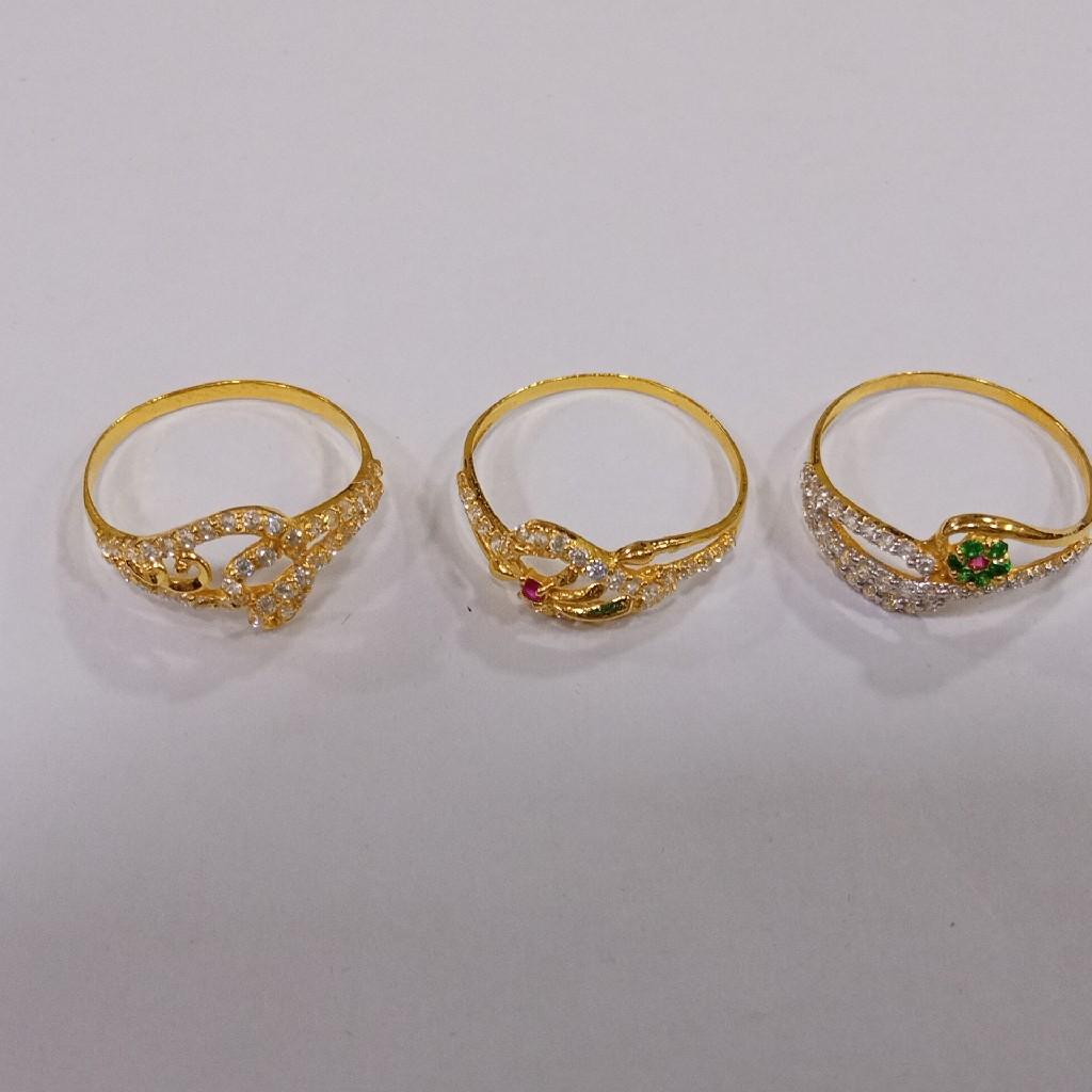 76 CT Gold Ring