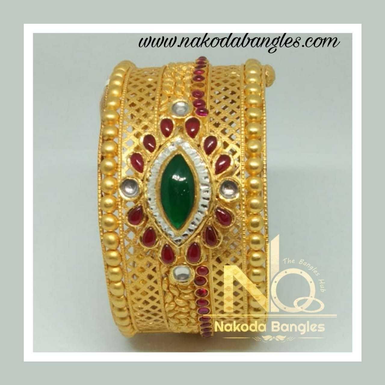 916 Gold Antique Chud NB-1129