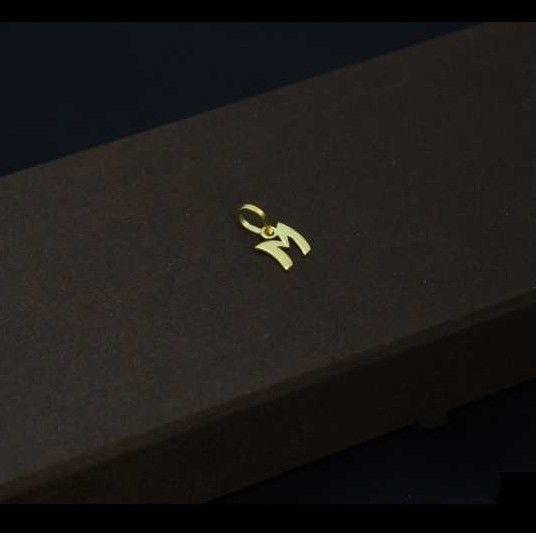 22 K Gold Pendant. nj-p01211