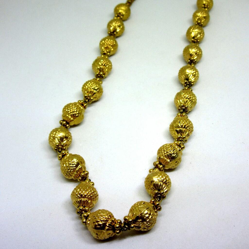 Gold 22k 916 Hallmark Mala