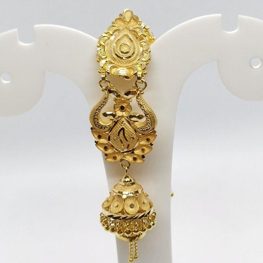 Lotus Fancy Earring