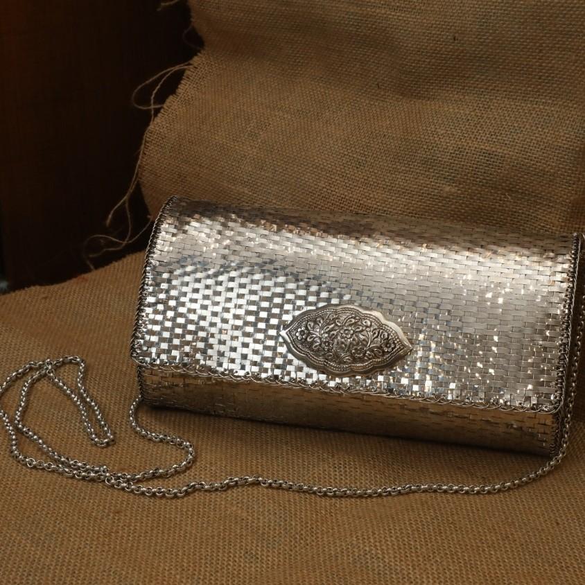 92.5 Silver Purse( wallet )