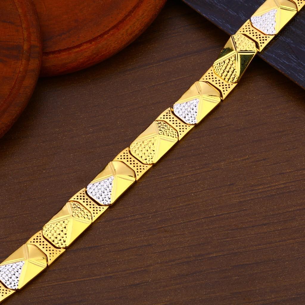 22kt  Gold exclusive  Designer Bracelet MPB171