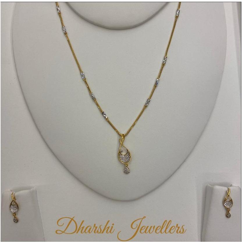 22K Gold Designer Dokya