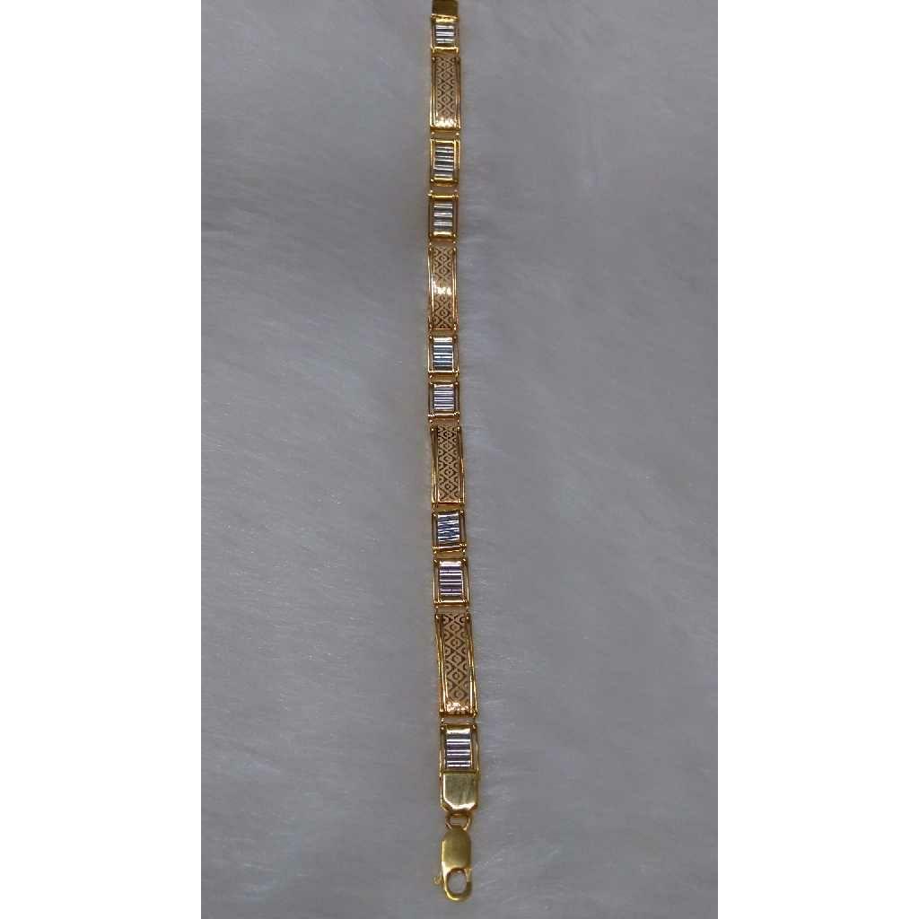 Gents fancy bracelet SDJ-B001
