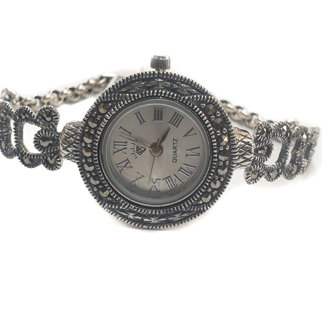 925 sterling silver watch mga - sw004