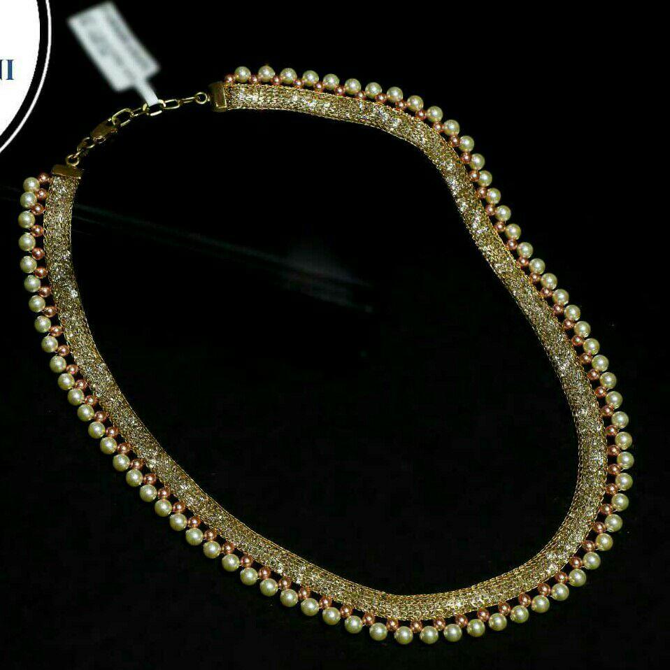 Simple Moti Necklace 916