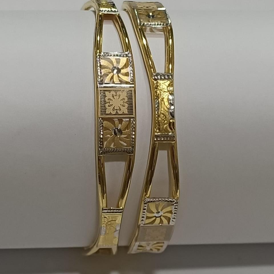 22KT Gold Designer Ghaba Kadali SG20