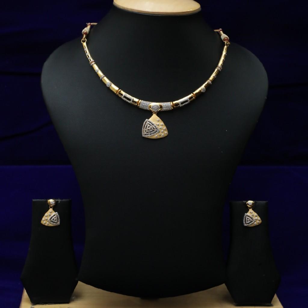Necklace Set 916 CZS0027