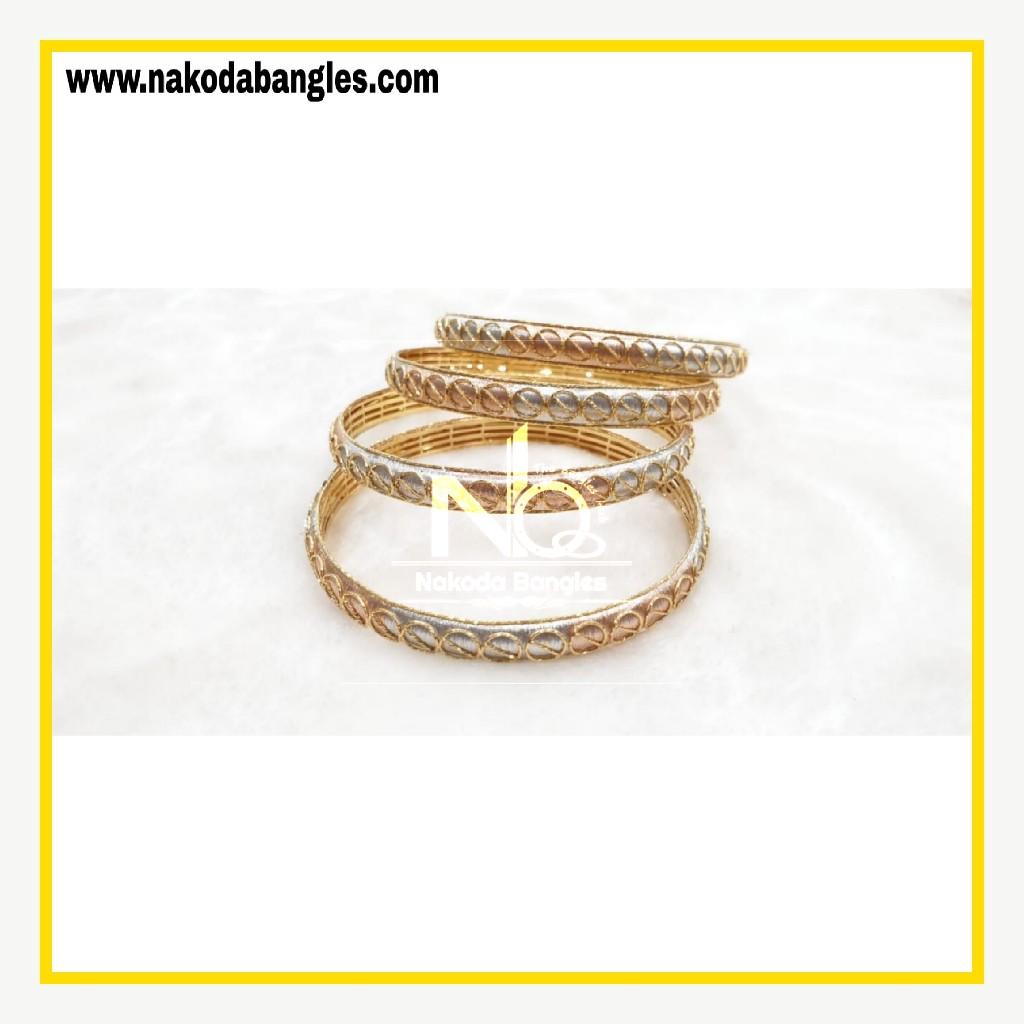 916 Gold Italian Bangles NB - 870