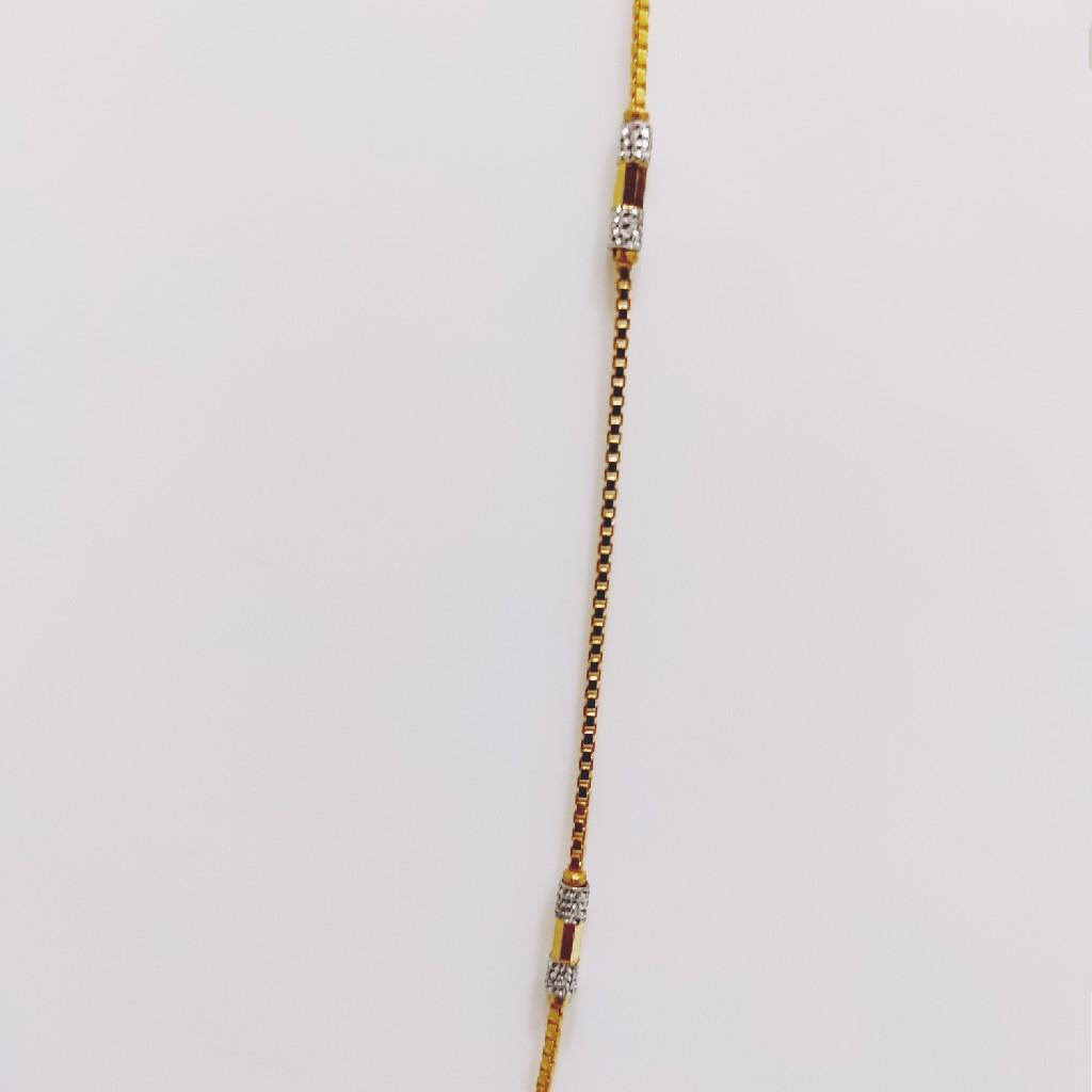 916 Gold lightweight chain