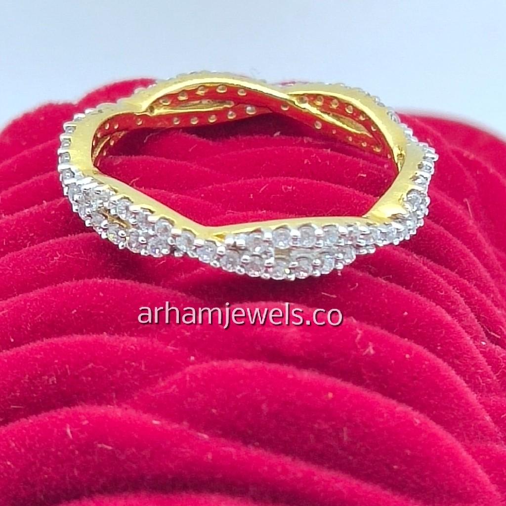 916 gold fancy ring RGG0051