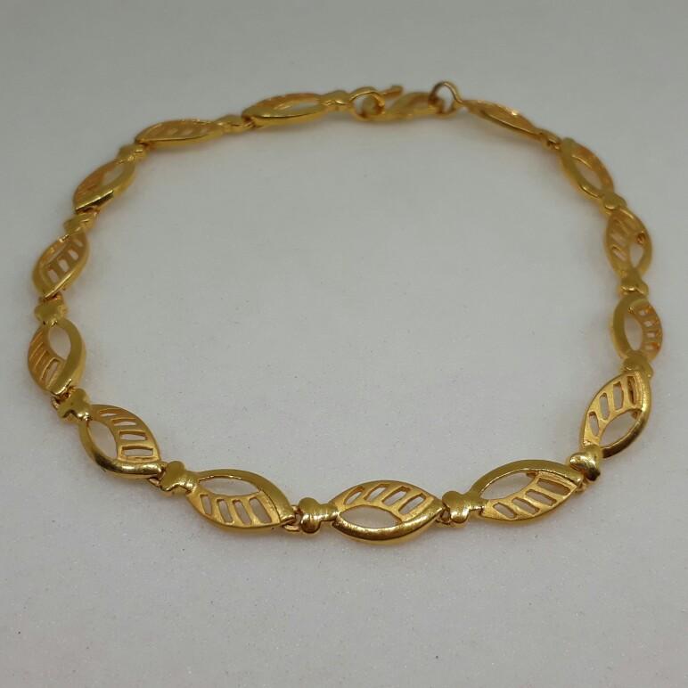 22Ct Gold Bracelet lk/45/129