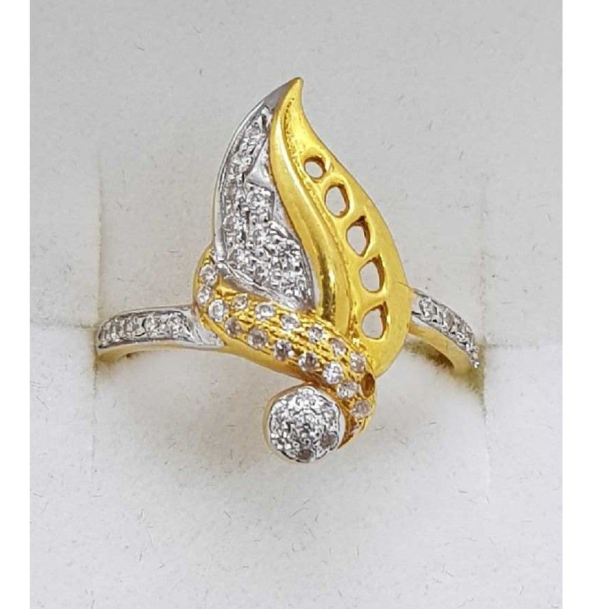 916 Gold ladies ring SJ-LR/63