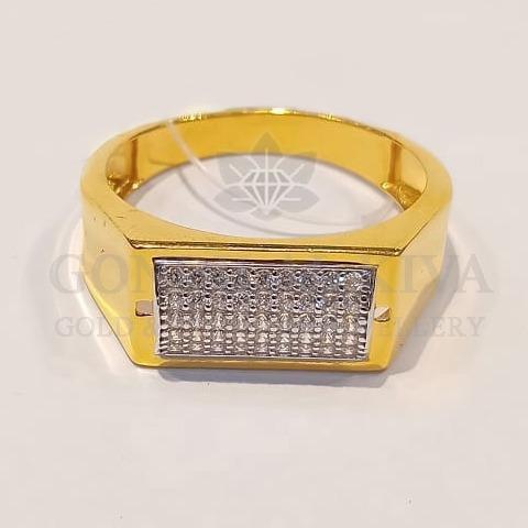 22kt gold ring ggr-h90