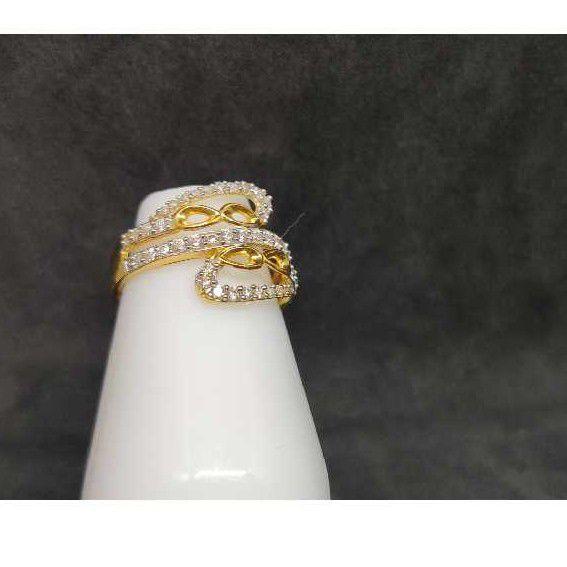 22k ladies fancy ring