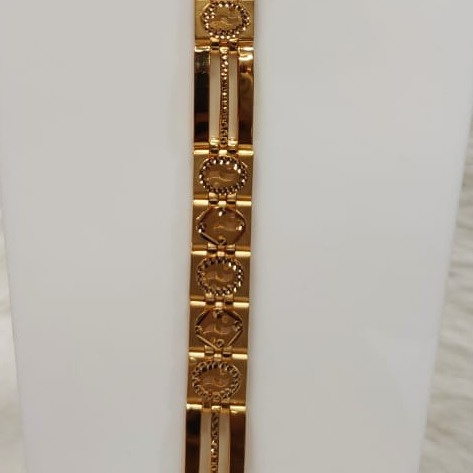 22CT GOLD GENTS LUCKY