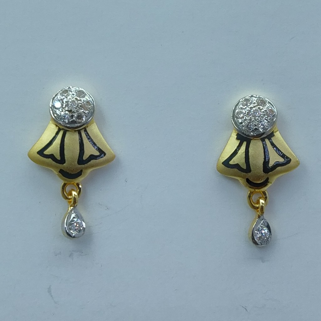 fancy 916 light weight earrings