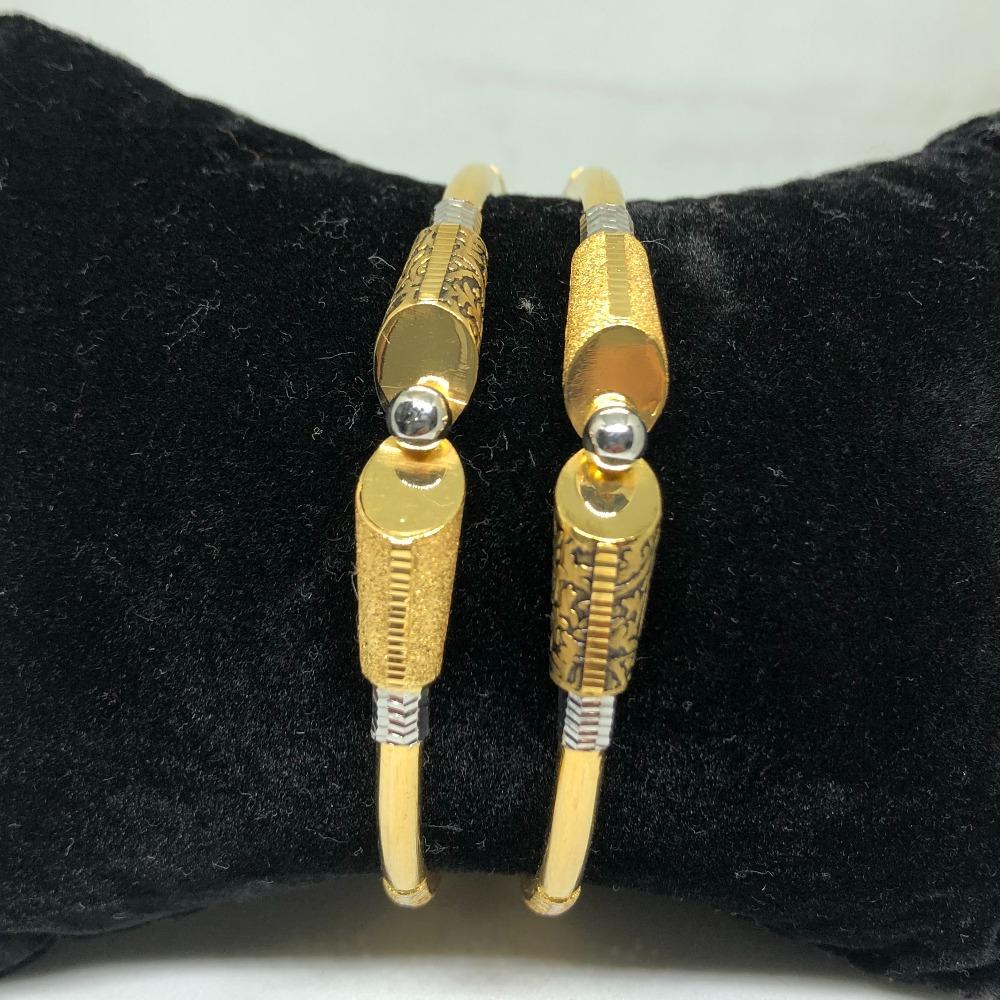 916 Gold Modhiya Copper Kadli Bangle VN-B07