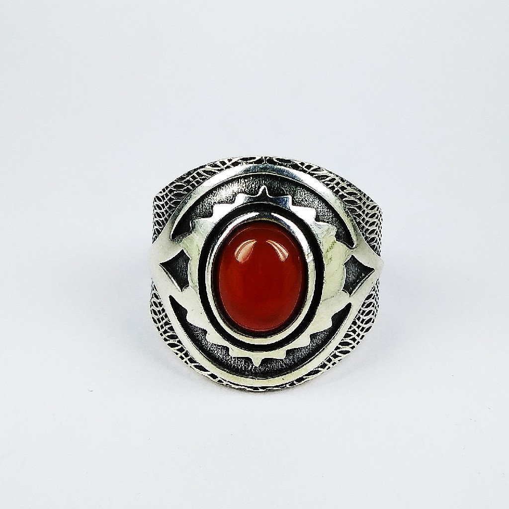 92.5 sterling silver turkish ring ml-131