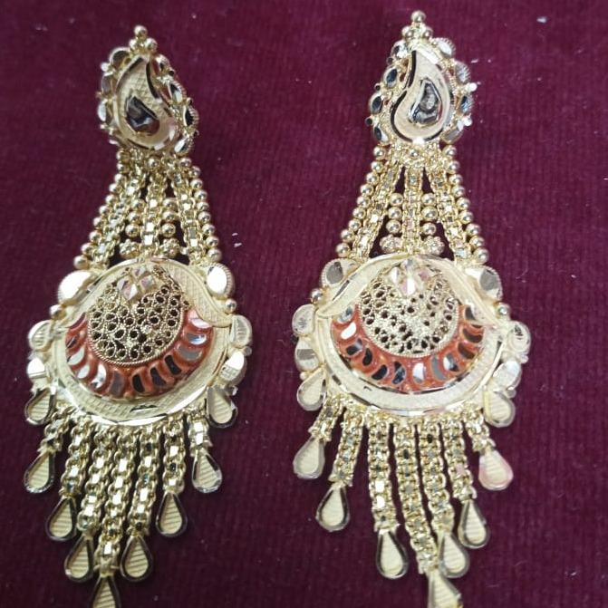 916 Gold Hallmark Delightful Earring