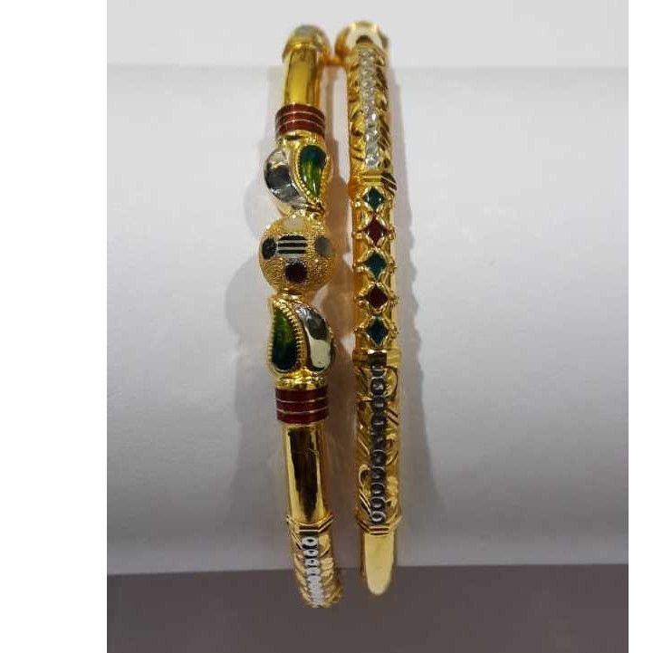 916 Gold Fancy Kadli SG-006