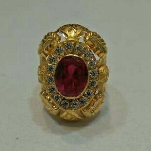 Indian   Traditional Designer Gold gents Ring