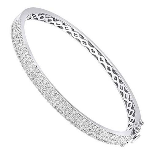 Diamond modern bracelet for women