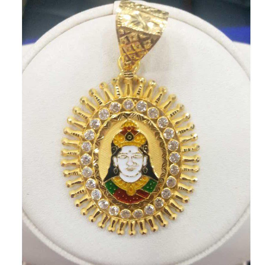 916 gold mina  pendant rj-p001