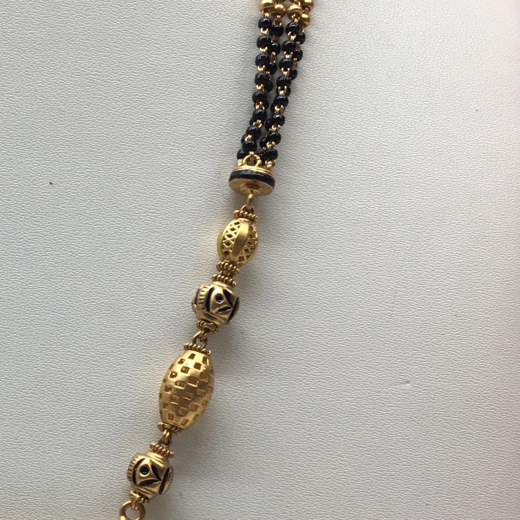 916Gold Antique Bridal Jewellery Mangalsutra