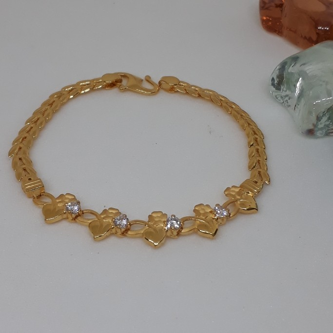 22ct Ladies Bracelet lk/246/2