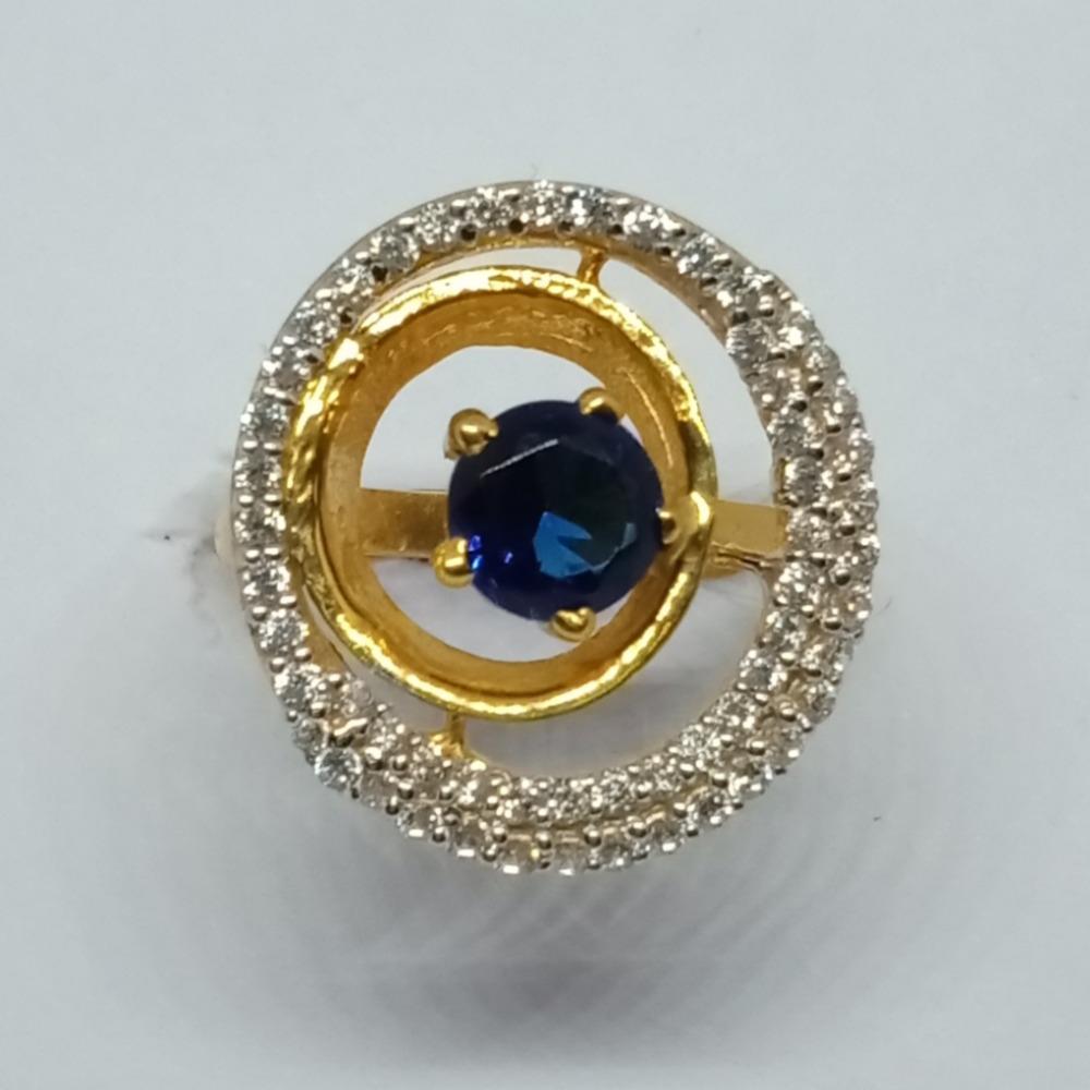 916 Gold Ladies Ring LJ-10