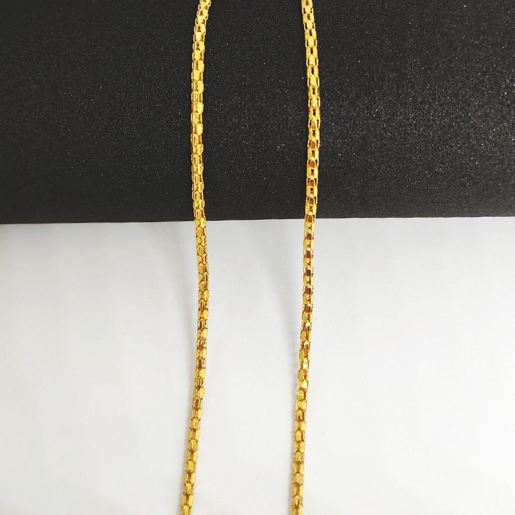 22 KT 916 Hallmark Ladies fancy light Chain